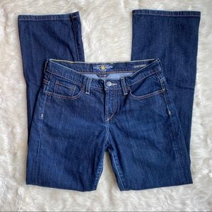 LUCKY BRAND Jeans Boot Cut Easy Rider Medium Wash